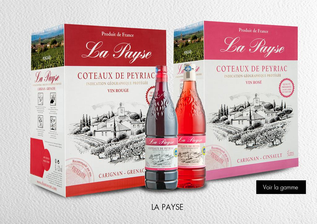La Payse : Gamme Marques & Signatures