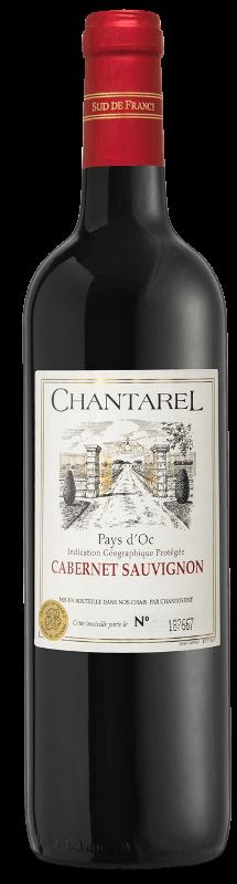 Cabernet Sauvignon : Gamme Chantarel