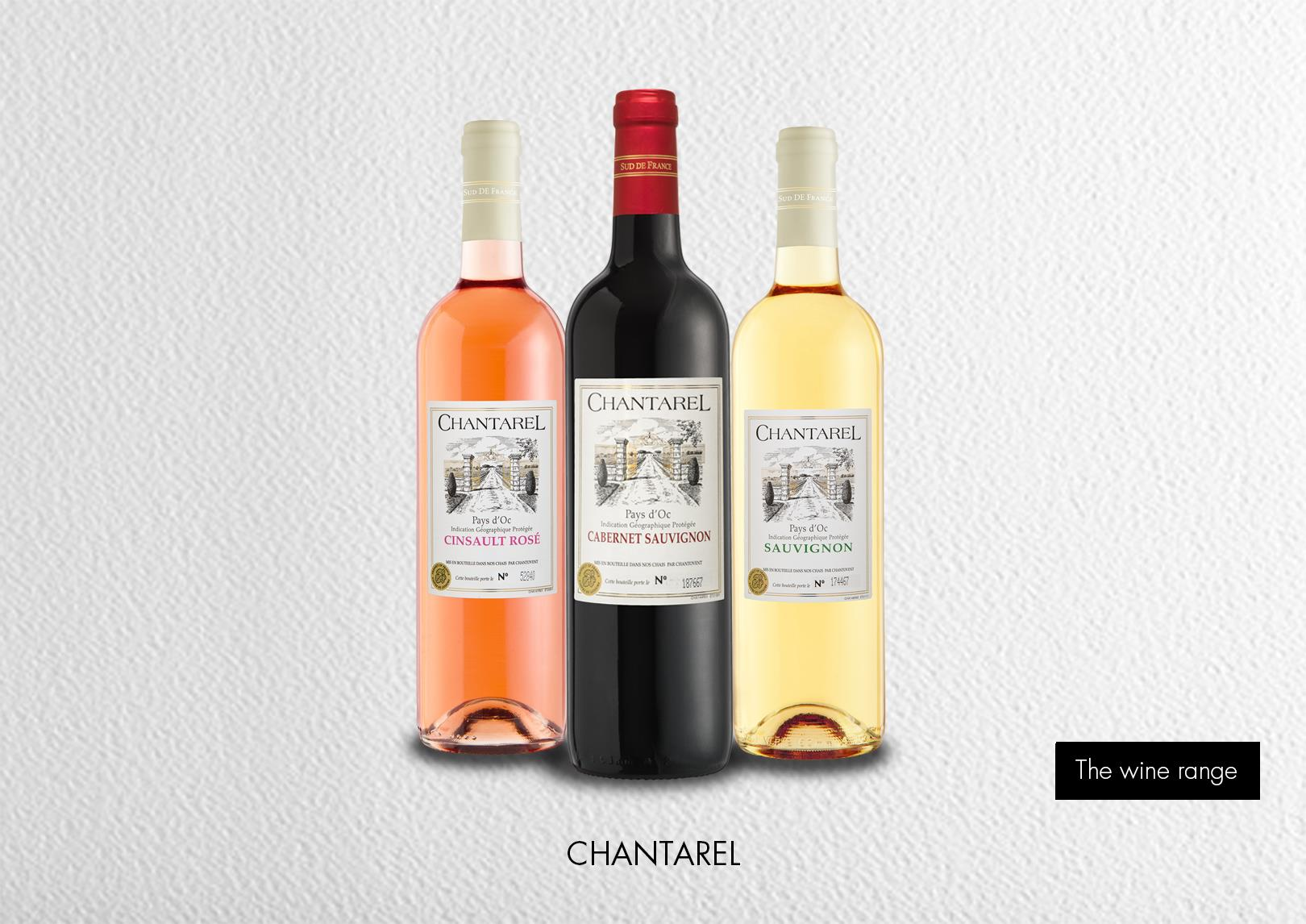 Chantarel : Range Brands & Signatures