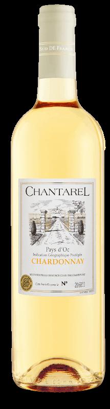 Chardonnay : Gamme Chantarel