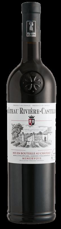 Sélection de Michel et Philippe Agnel : Château Rivière - Castillon
