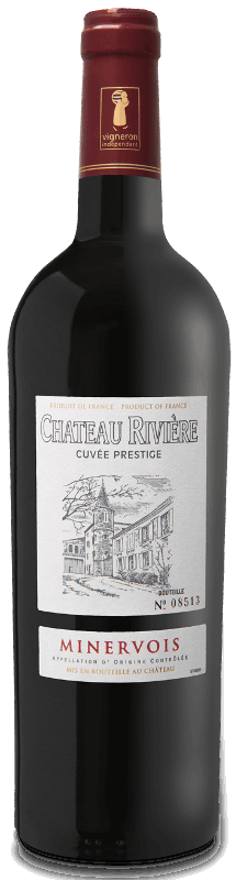 Sélection de Michel et Philippe Agnel : Château Rivière - cuvée Prestige