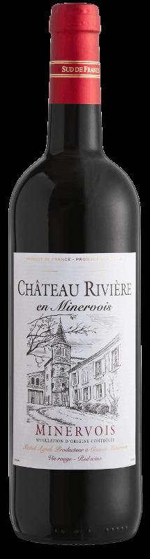 Château Rivière en Minervois : Sélection de Michel et Philippe Agnel