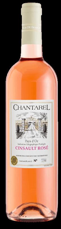 Cinsault : Gamme Chantarel