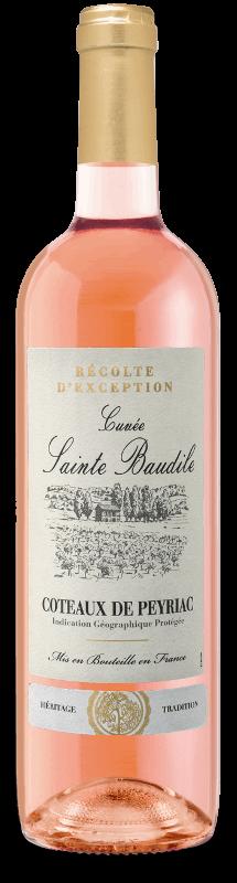 Cuvée Sainte Baudile Rosé - Coteaux de Peyriac IGP