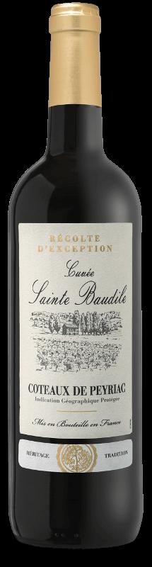 Cuvée Sainte Baudile Rouge - Coteaux de Peyriac IGP