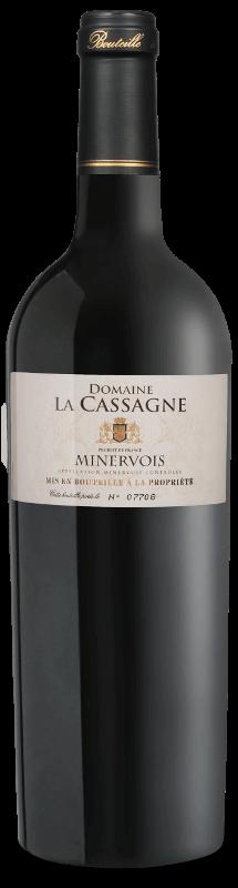 Domaine la Cassagne : Gamme Domaines &Châteaux AOC Minervois