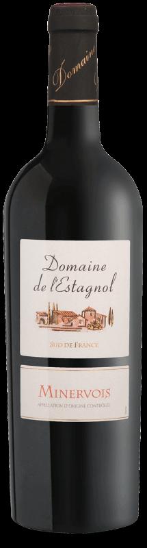 Domaine de l'Estagnol Rouge : Gamme Domaines &Châteaux AOC Minervois