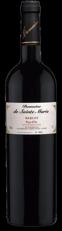 Domaine de Sainte Marie : Gamme Domaines Coteaux de Peyriac et Pays d'Oc IGP