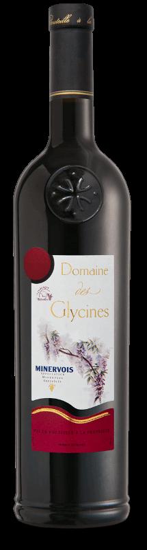 Domaine des Glycines : Gamme Domaines &Châteaux AOC Minervois