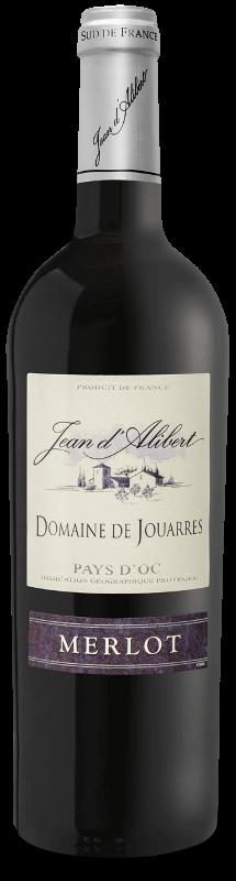 Jean d'Alibert Pays d'Oc IGP : Domaine de Jouarres