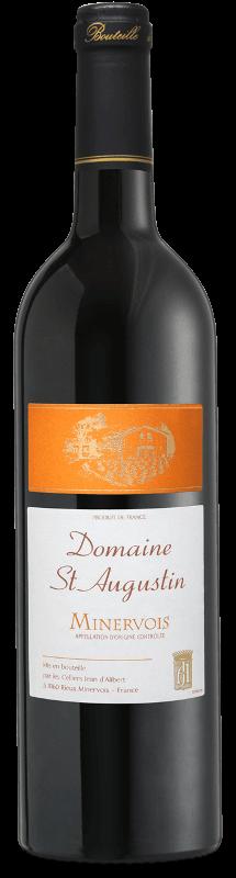 Domaine Saint Augustin : Gamme Domaines &Châteaux AOC Minervois
