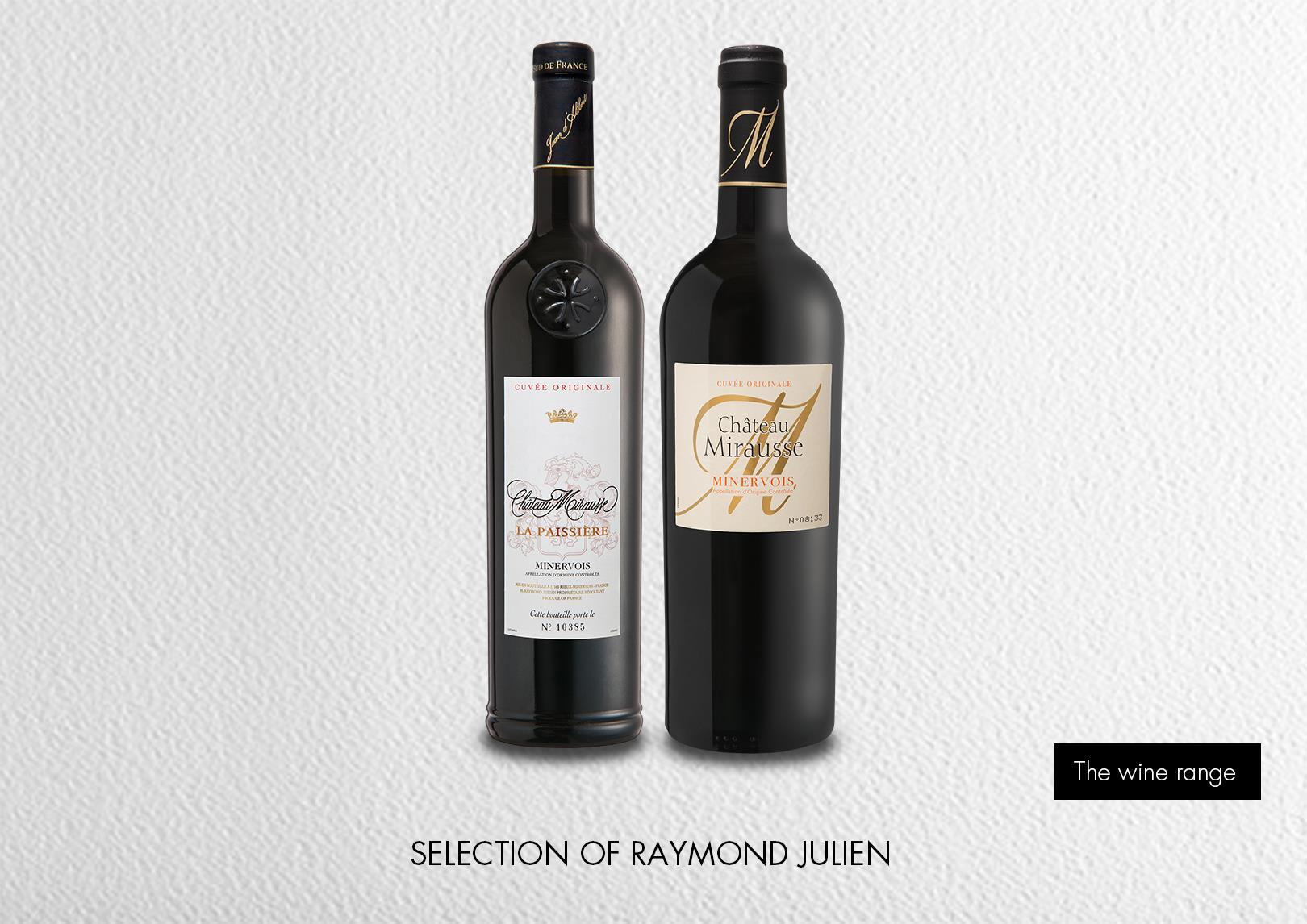 Selection of Raymond Julien : Range Estates & Châteaux