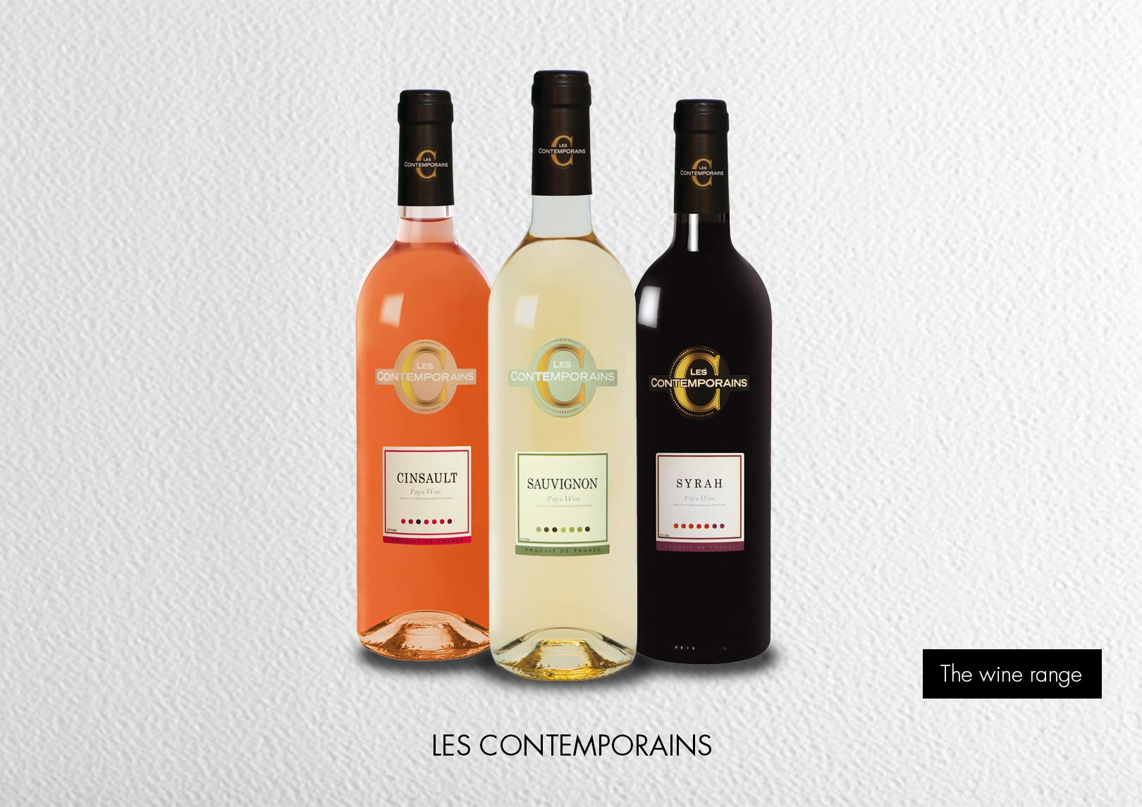 Les Contemporains : Range Brands & Signatures