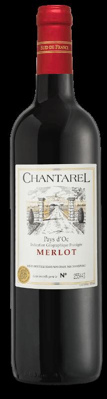 Merlot : Gamme Chantarel