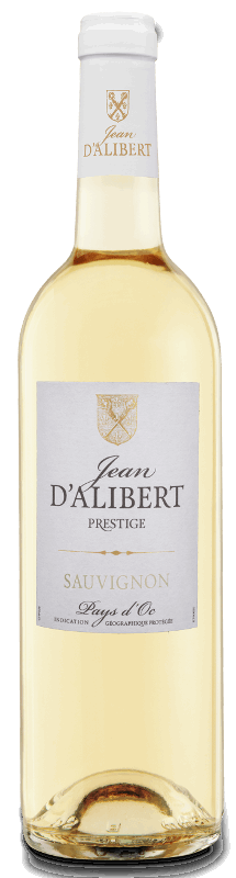 Jean d'Alibert Prestige Pays d'Oc IGP : Sauvignon