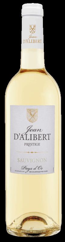 Sauvignon : Wine range Jean d'Alibert Prestige Pays d'Oc IGP