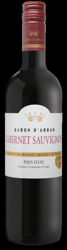 Baron d'Arban de la gamme Pays d'Oc IGP