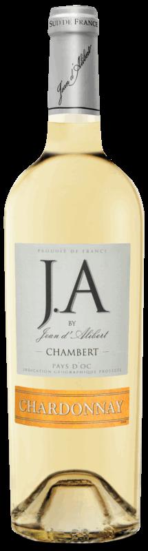 Jean d'Alibert Pays d'Oc IGP : Chambert - Chardonnay