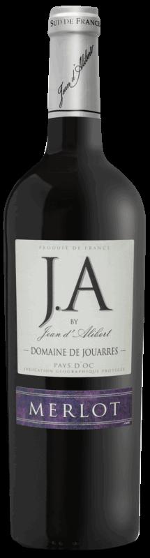 Domaine de Jouarres : Gamme Jean d'Alibert Pays d'Oc IGP