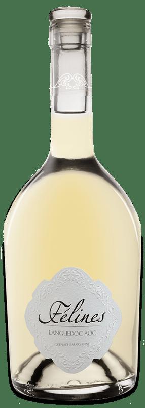 Les Félines Blanc - Chantovent