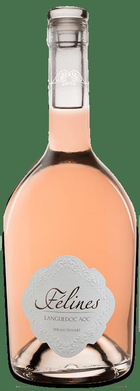 Les Félines Rosé - Chantovent